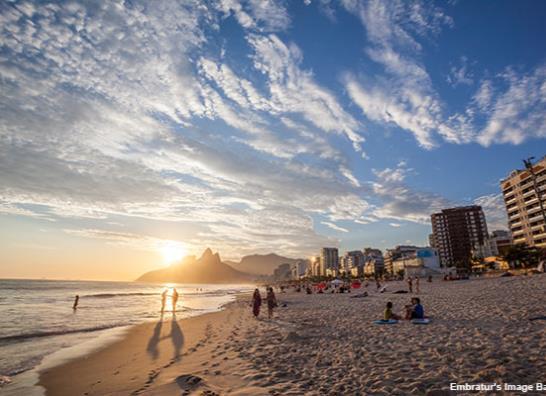 Río de Janeiro con Gol -  Verano