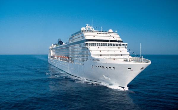 Crucero Transatlántico MSC Orchestra de Buenos Aires a Barcelona
