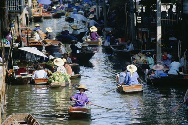 Bangkok y  Triángulo de Oro - Surland