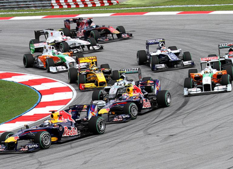 Gran Premio Formula 1 - Promo - Gol