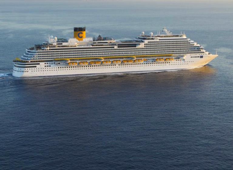 Barcelona con crucero Costa Diadema cupos confirmados - Air Europa