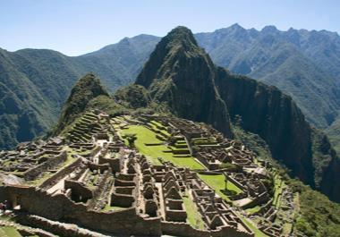 Lima y Cuzco con Pernocte en Aguas Calientes - AV