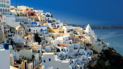 Grecia - Atenas, Santorini y Crucero de 3 noches